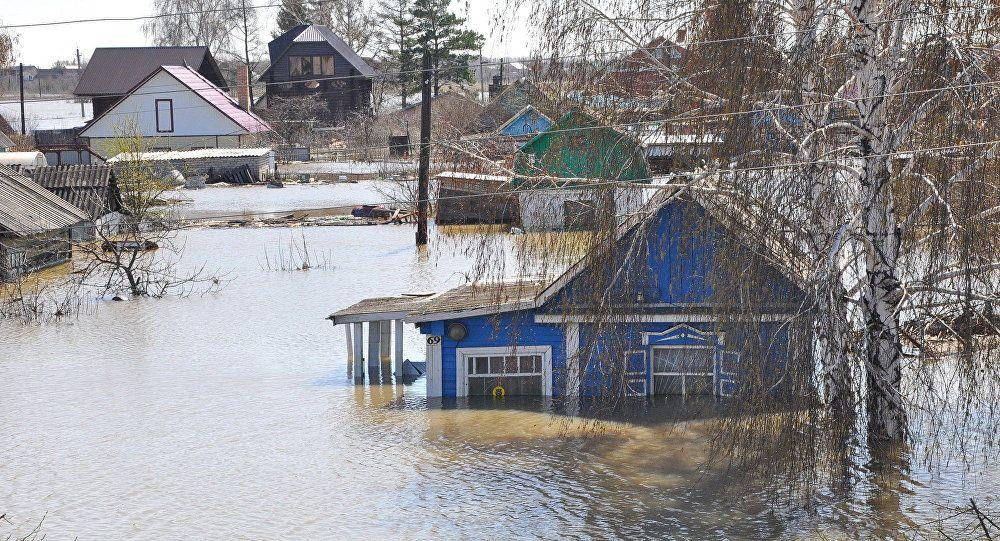На что можно рассчитывать, если ваш дом затопило паводками