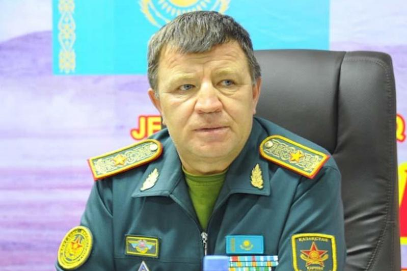 Главный свидетель по делу генерал-майора Кайрата Копбаева продолжил давать показания после инфаркта