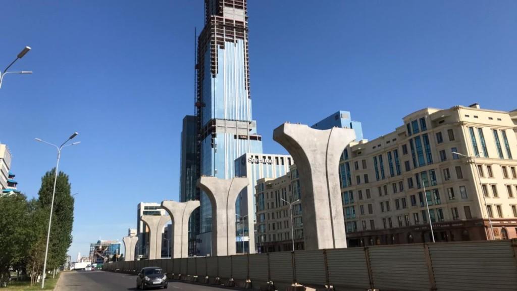 «Астана LRT» осталась должна субподрядной организации 51 млн тенге