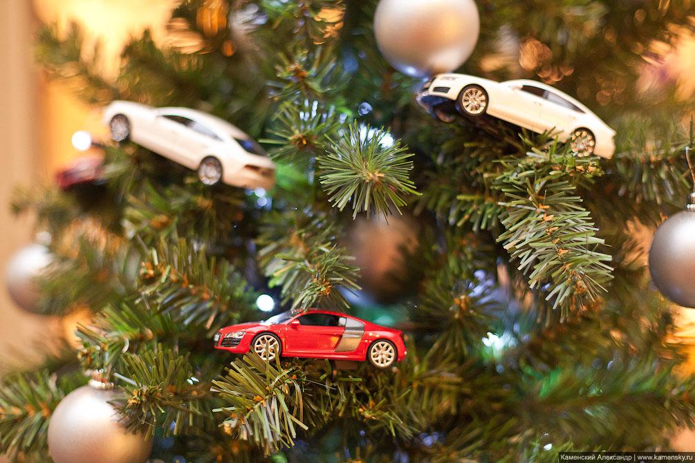 Замакима Актобе вместо украшения города к новому году купил себе Lexus