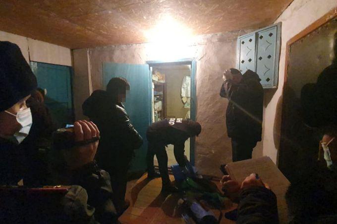 Семейную нарколабораторию накрыли в СКО