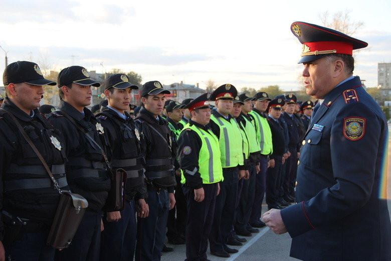 Расходы на охрану общественного порядка в РК планируют увеличить в 2,2 раза