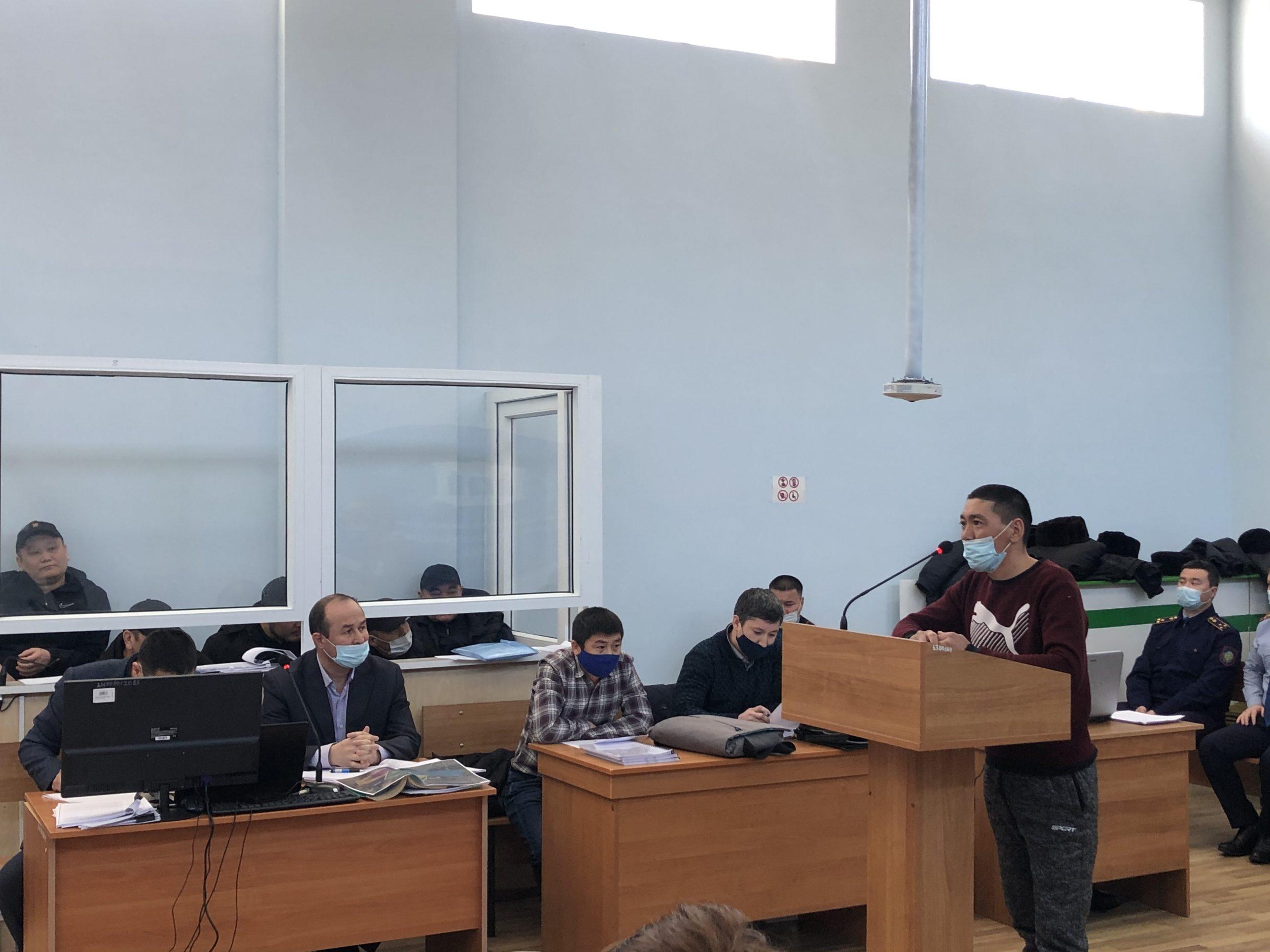 Судебное заседание по делу скотокрадов в ЗКО закончилось конфликтом