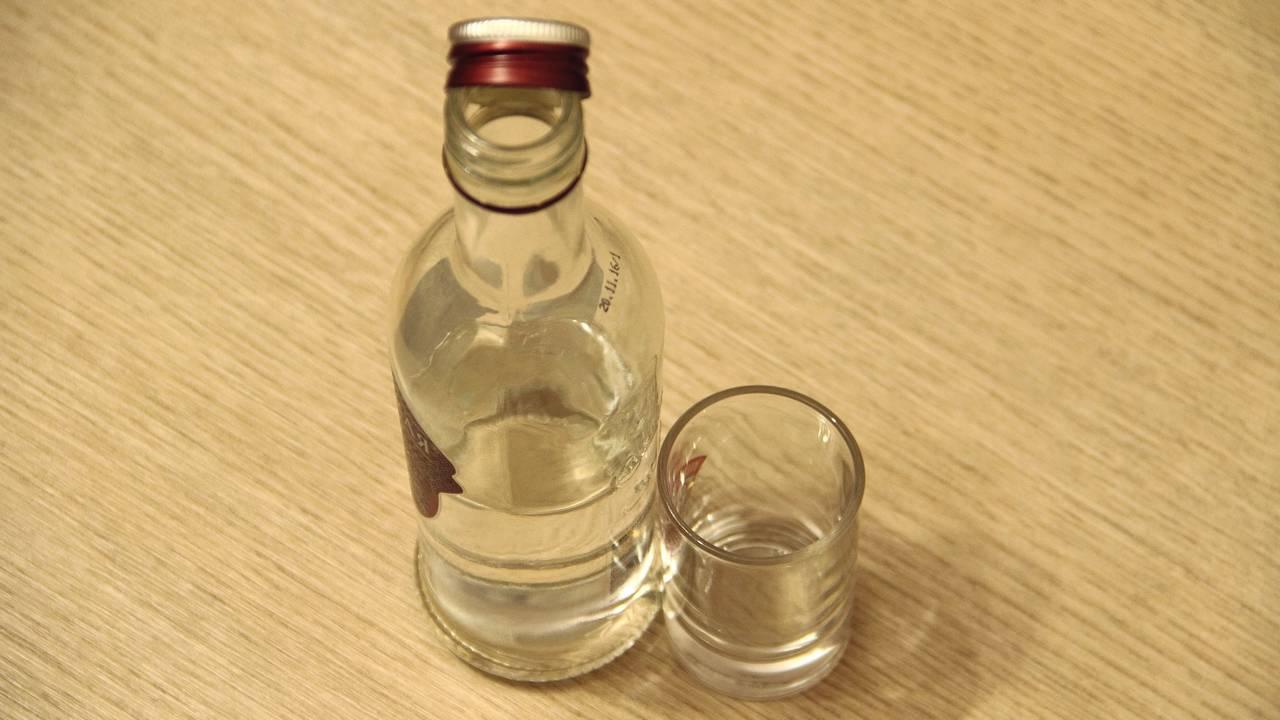 Более 170 тыс. бутылок суррогатной водки нашли на теневом заводе в Алматинской области