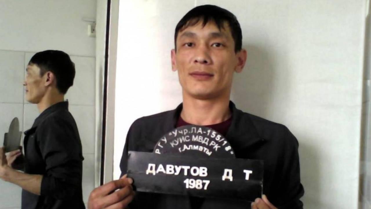 Беглеца из СИЗО Алматы задержали в Актобе