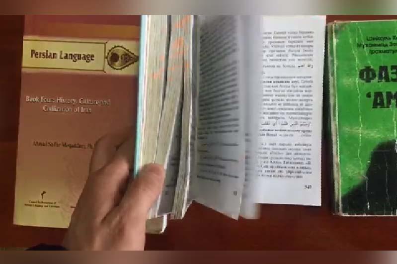 Ввоз экстремистской религиозной литературы пресекли жамбылские полицейские