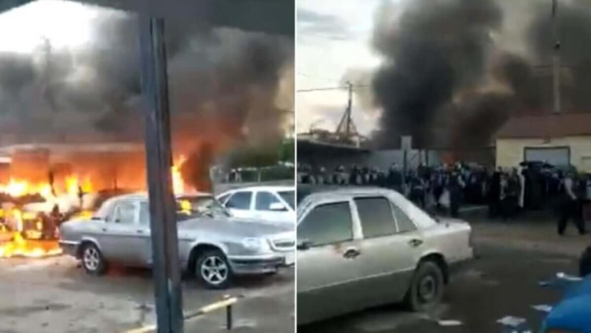 Озвучены новые подробности массовых беспорядков в Сатпаеве