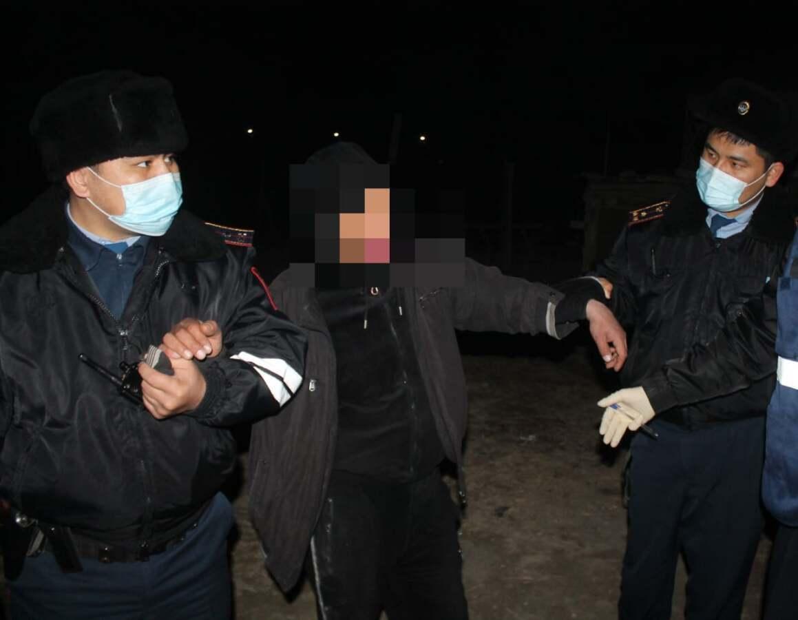 Пьяный конфликт закончился убийством в Кызылорде