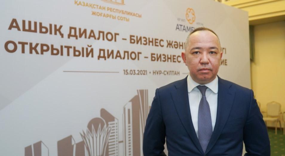 Журсунов: Разрешение споров должно исходить из презумпции добросовестности налогоплательщиков