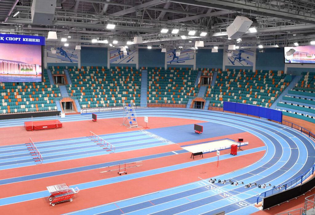 Специалист ДЧС получил 2 млн тенге при проверке легкоатлетического комплекса в Нур-Султане