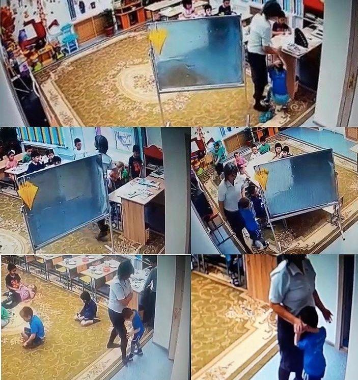 В Атырау воспитательница детсада получила 4 года за истязание ребёнка