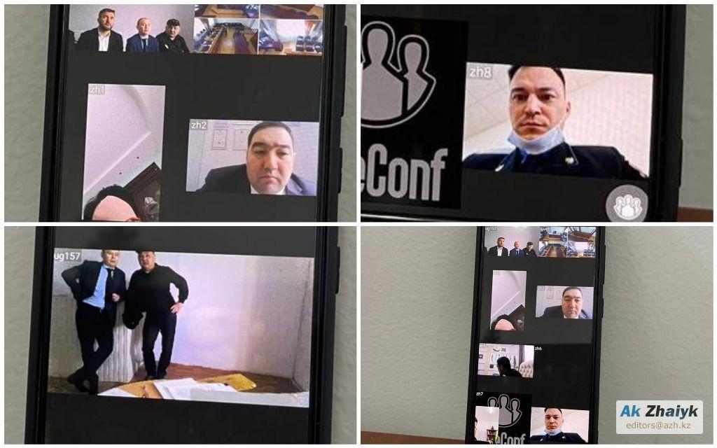 На суде по Таубаеву и Басарову оглашён обвинительный акт