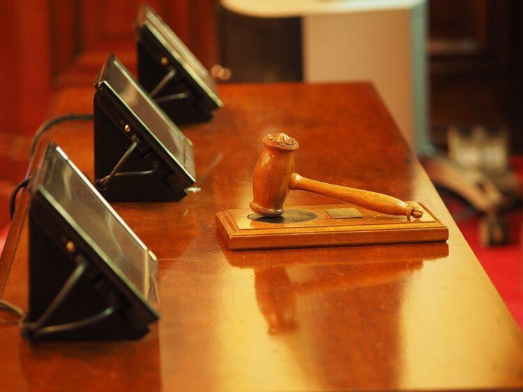 Дело судьи, задержанного при получении взятки, поступило в суд в Караганде