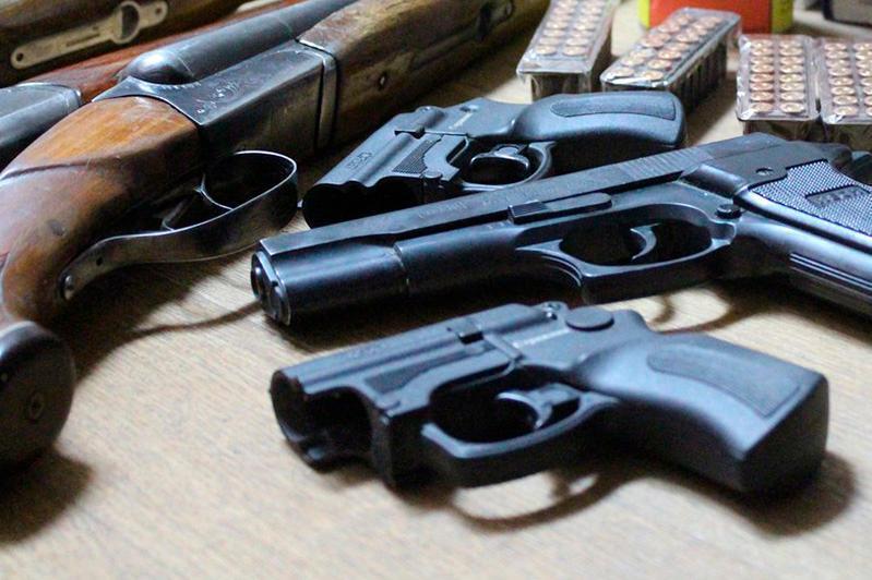 Иностранца осудили за незаконное хранение боеприпасов в Алматы