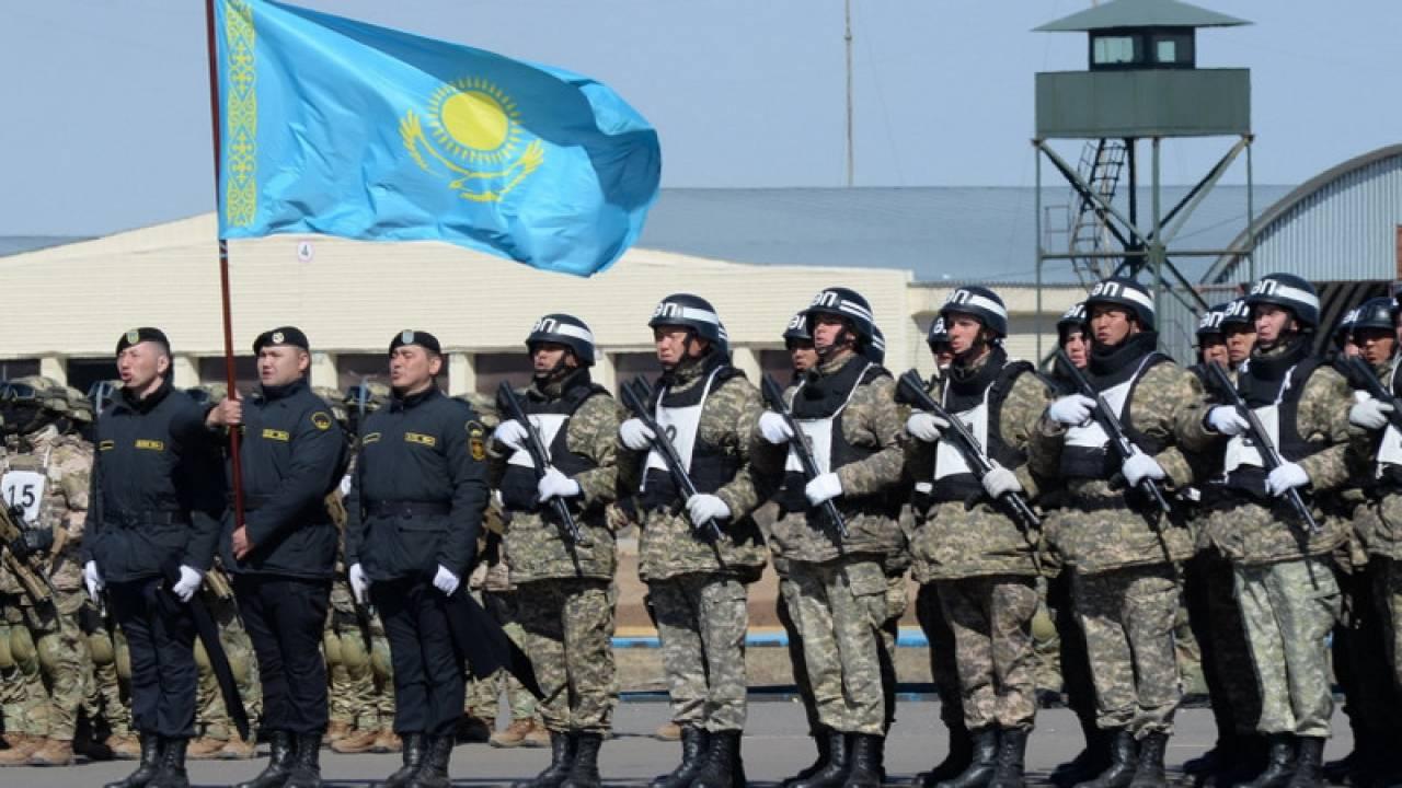 Закон об органах военной полиции разработали в РК