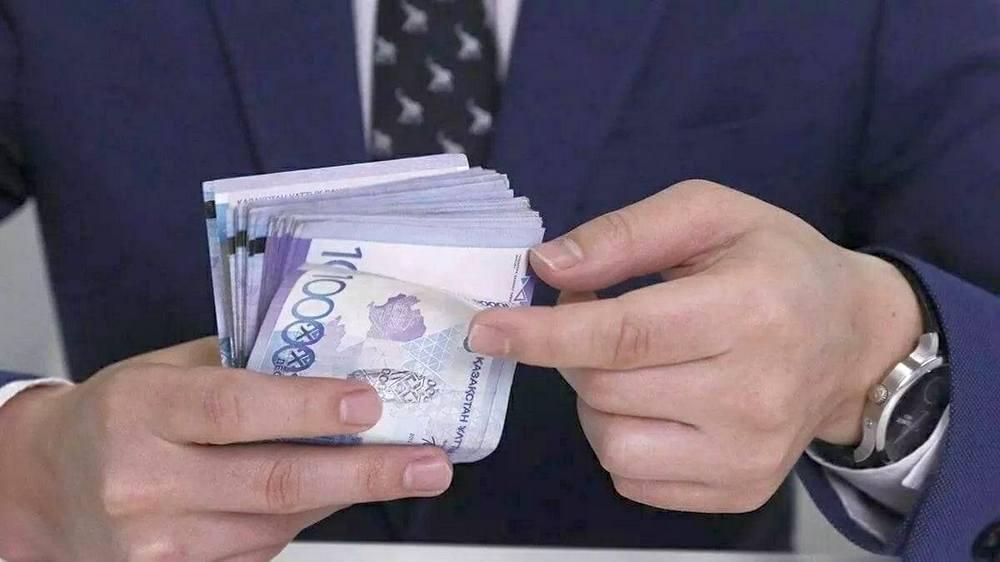 Штрафом отделался получивший взятку в Т1 млн начальник отдела ЖКХ в Мангистауской области