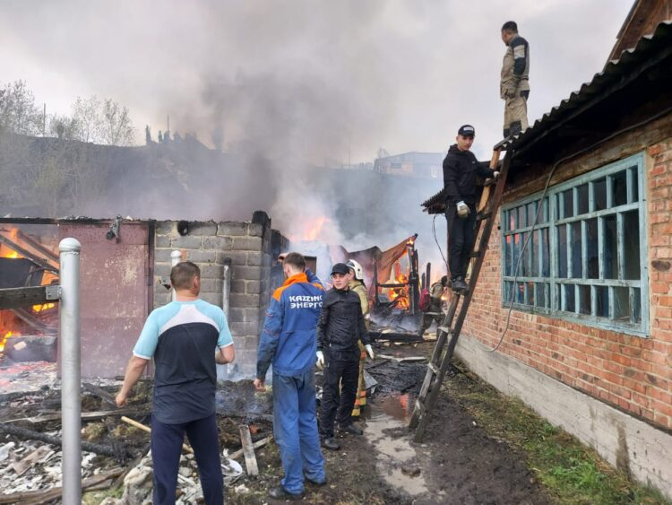 Пожар в Риддере. Какой срок грозит виновному