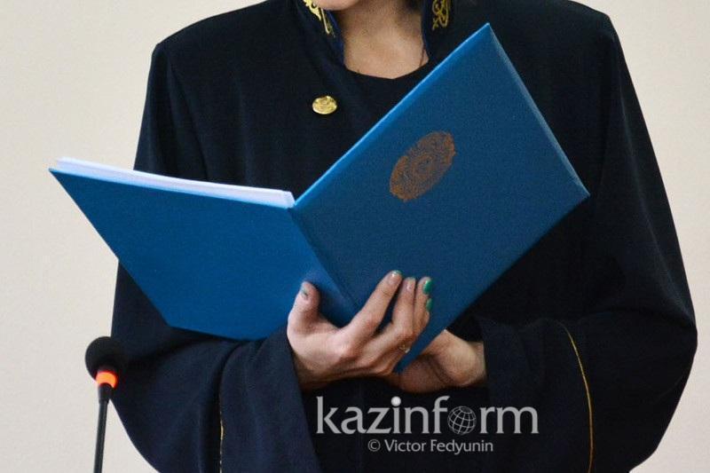 Депутаты освободили от должности судью Верховного суда РК