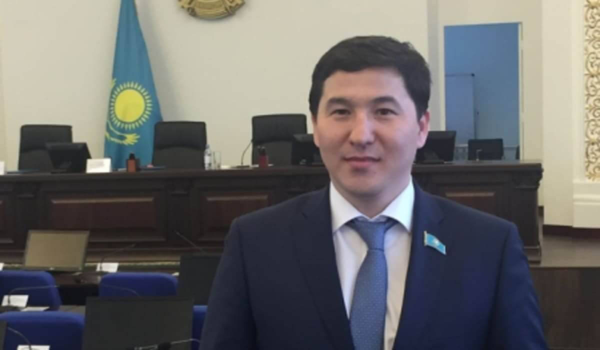 Депутата арестовали в Павлодаре