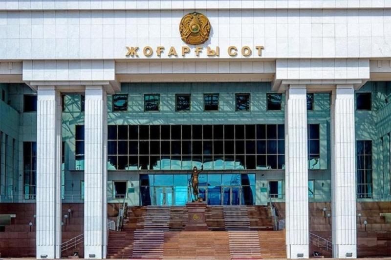 Токаев освободил от должностей несколько десятков судей