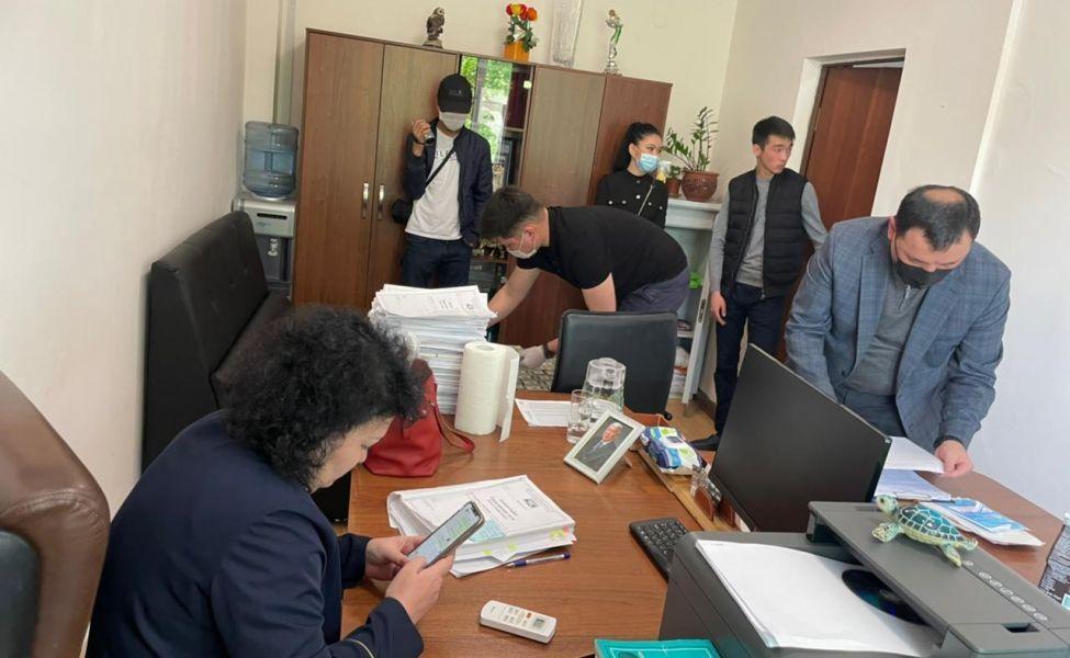 Генеральная прокуратура считает обыски у судьи Жолмановой незаконными