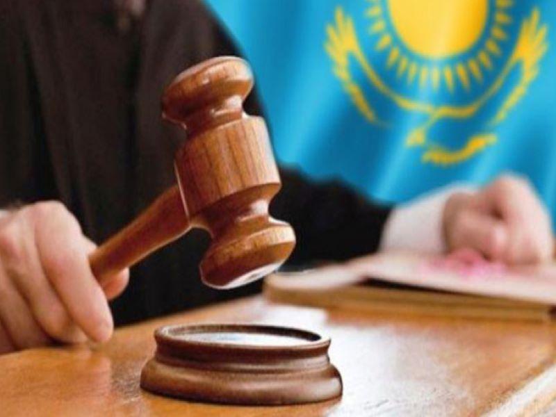 Бывший замглавы горздрава Шымкента приговорен к трем годам лишения свободы
