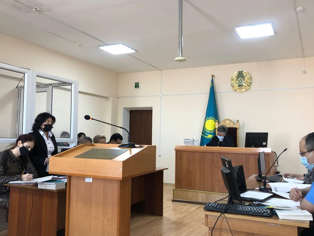 Допрос свидетеля-взяткодателя: новые подробности из зала суда по делу экс-главы облздрава ЗКО
