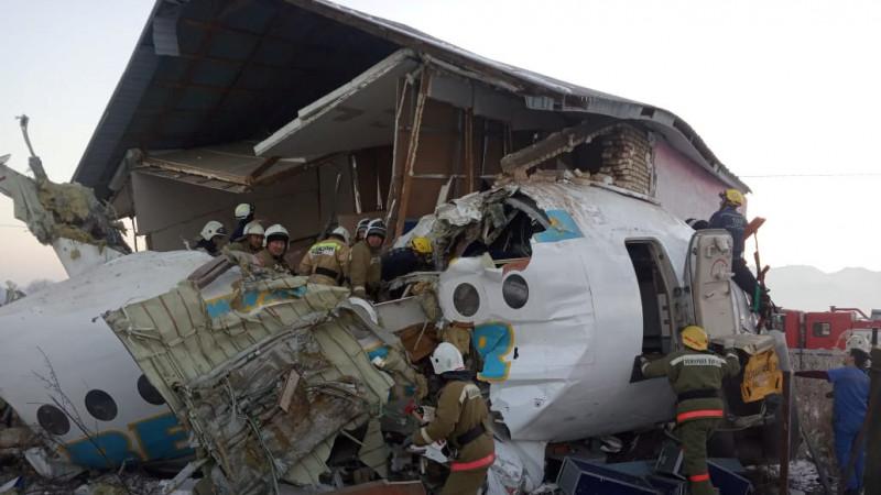 Крушение самолета Bek Air: осудили чиновников и риелтора