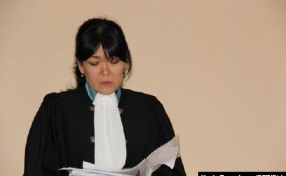 Судья Абишева вынесла решение по поддельным документам