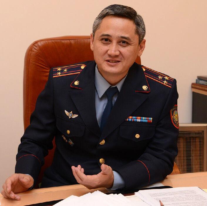 Кто и зачем стрелял в машину заместителя начальника департамента полиции Алматинской области?