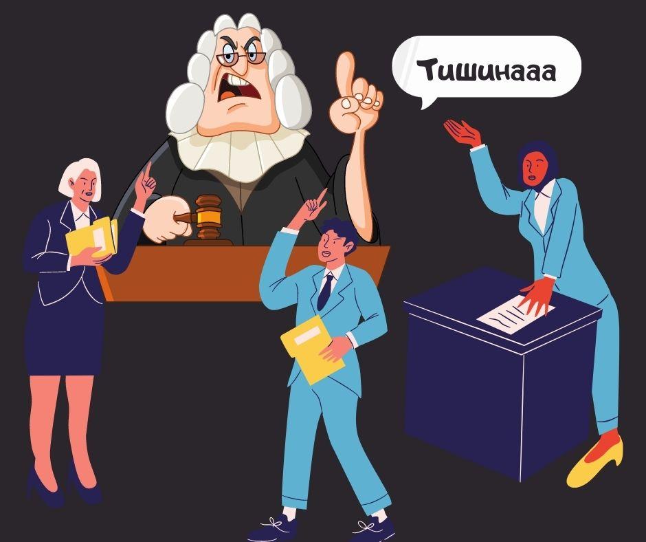 Давление на свидетеля, проявление неуважения к суду и бессмысленные ходатайства: история одного допроса по делу «о зерне»