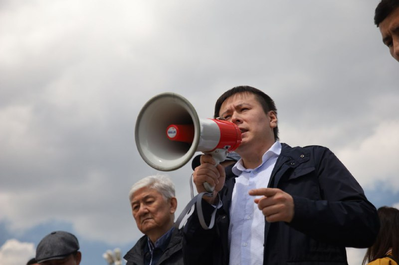 Суд удовлетворил иск Бауыржана Байбека к Жанболату Мамаю