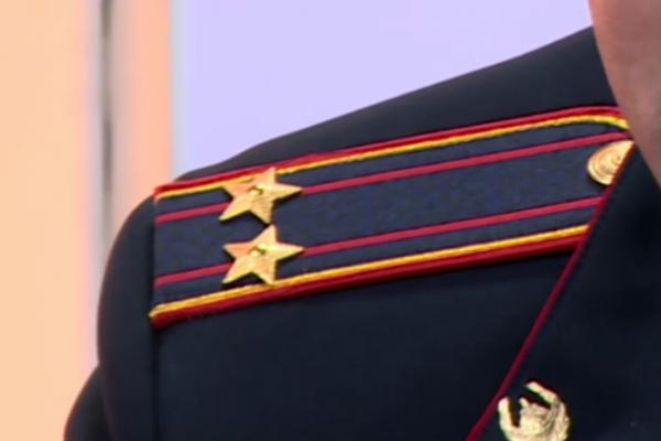 В Уральске пьяный подполковник полиции совершил ДТП