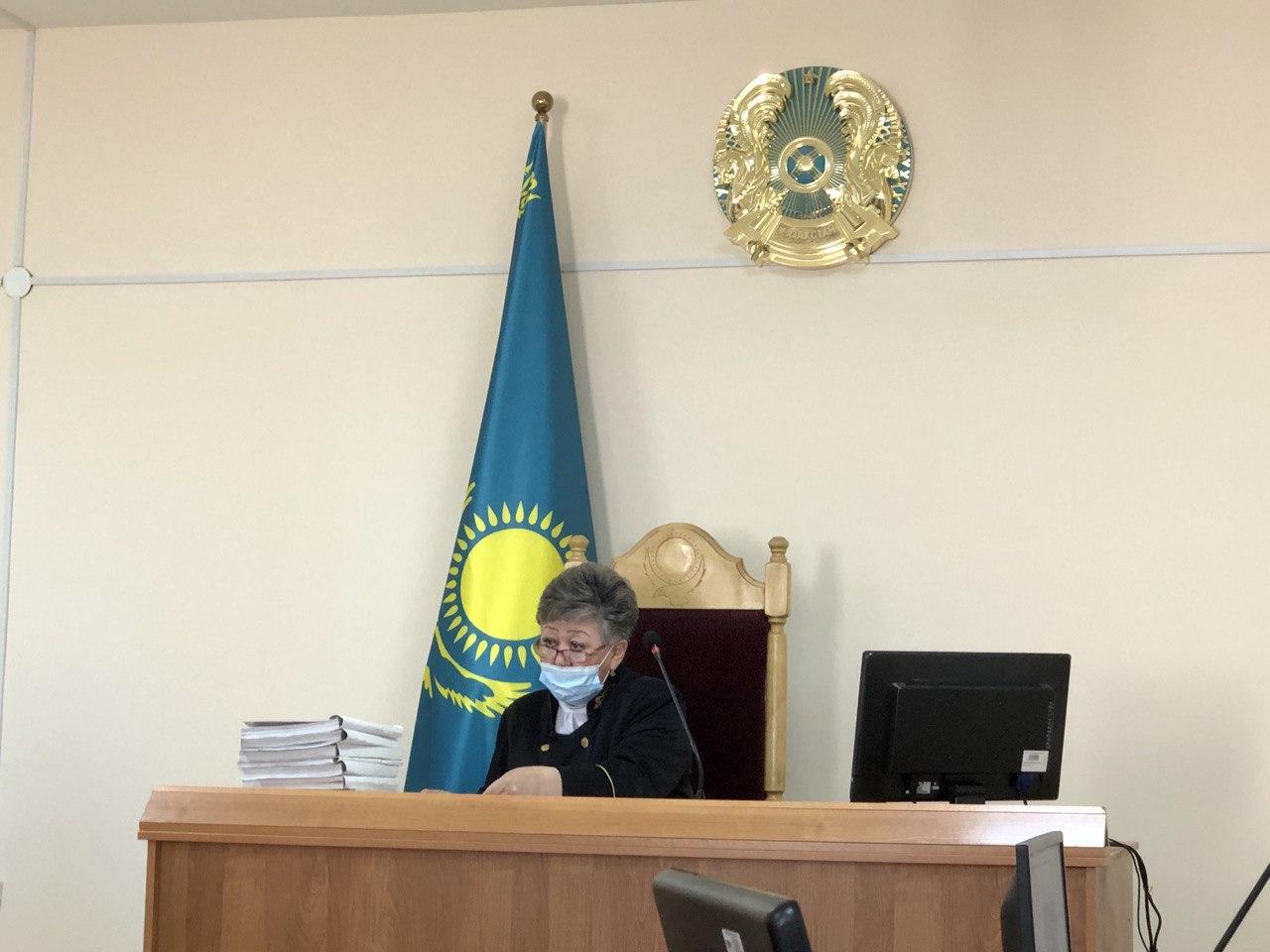 Прокурор попросил лишить экс-руководителя облздрава ЗКО свободы на 4 года и 8 месяцев