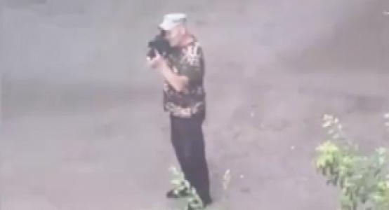 Стрелявшего из пневматического оружия во дворе жилого дома оштрафовали в Караганде