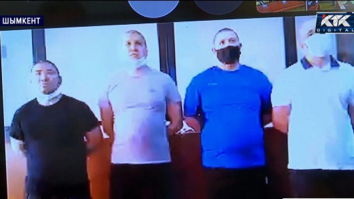 Убивавшей и сжигавшей таксистов банде вынесли приговор в Шымкенте