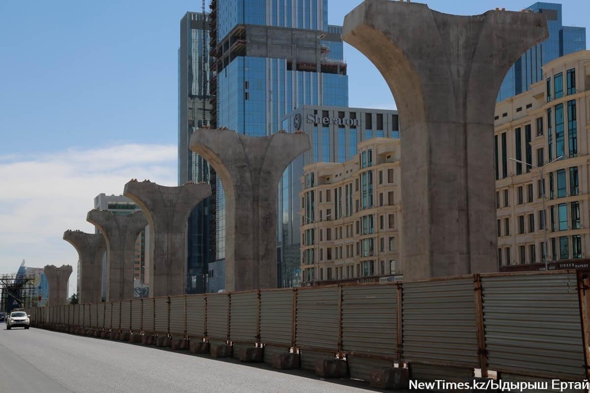 В Китае осудили строителей столбов для ЛРТ в столице Казахстана – адвокат