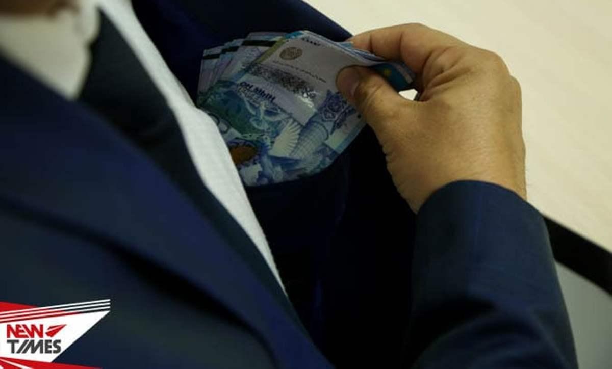 В Шымкенте на 150 млн тенге оштрафовали чиновника из управления госдоходов