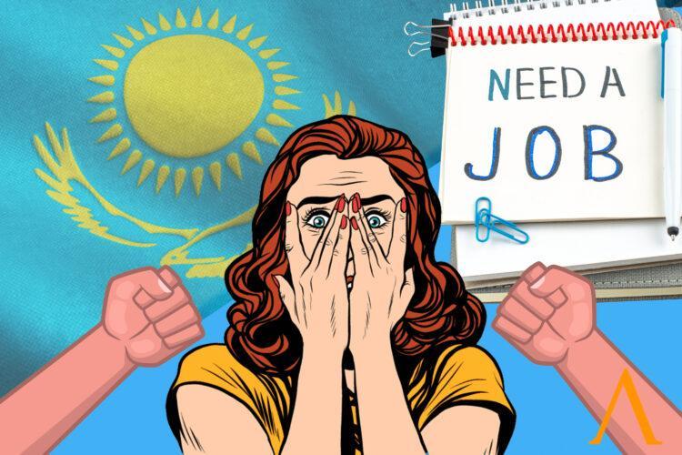 В основном казахстанских женщин бьют безработные супруги
