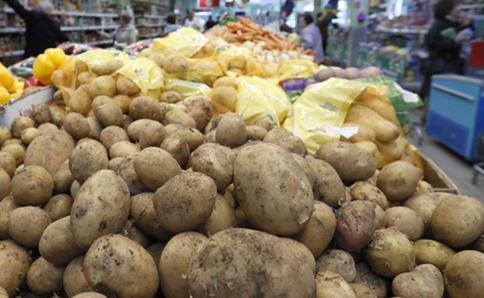 В Казахстане пропали сотни тонн картошки с инспектором Минсельхоза